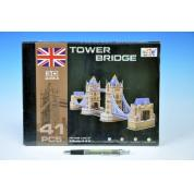 Skládanka 3D Puzzle Tower Bridge
